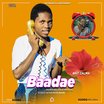 AUDIO | Brit Calma - Baadae | Download New song