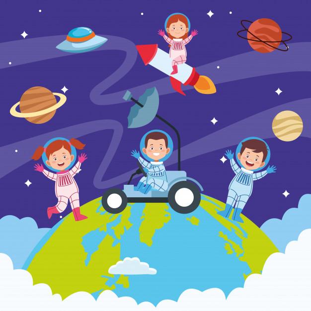 Planeta infantil