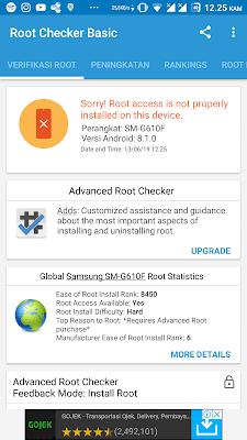 Cara Menyembunyikan Akses Root yang ada di Dalam Aplikasi Seperti Root Checker Bermodalkan File Manager