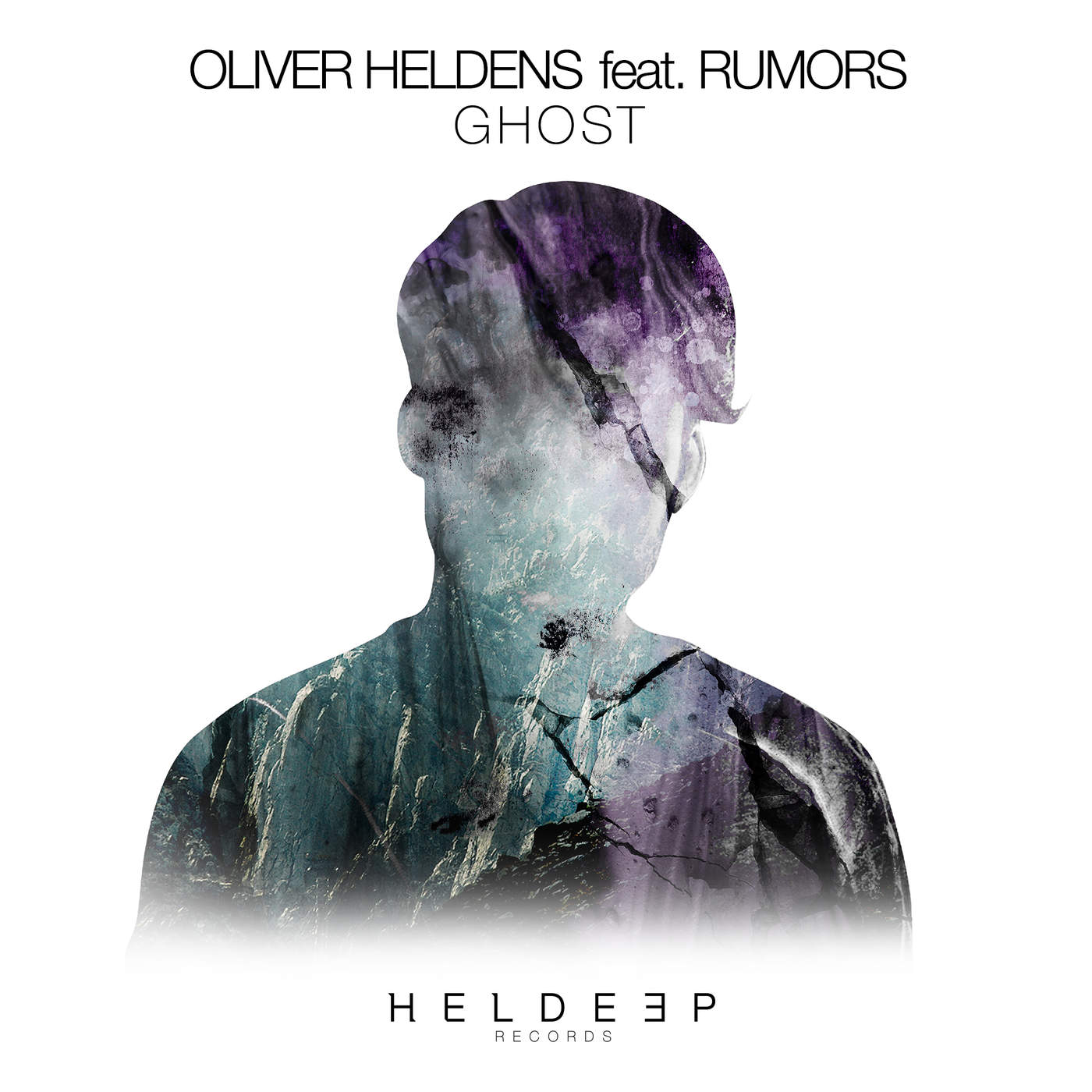 Oliver Heldens - Ghost (feat. Rumors) [Extended Mix] - Single Cover