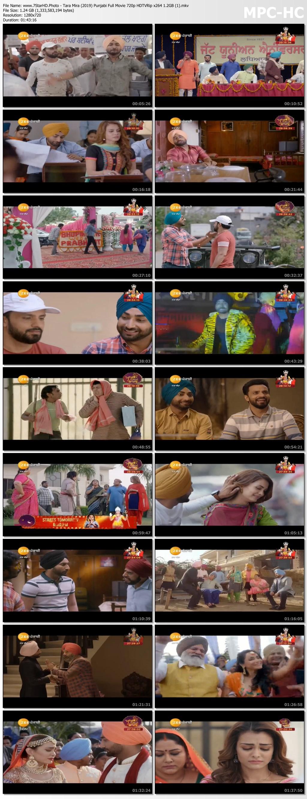 Tara Mira Punjabi Movie Full HD