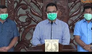 Kabar Baik, 20 Tenaga Medis Terpapar Corona di Jakarta Sembuh