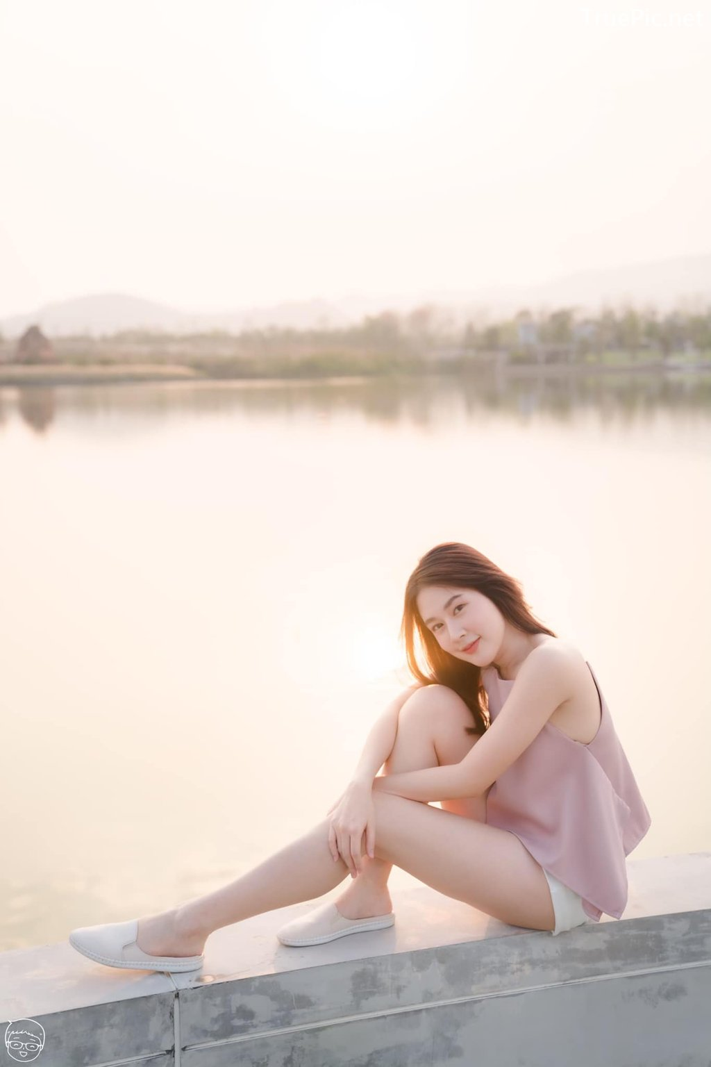 Image Thailand Model - Namlom Homhuan - Sweet Pink - TruePic.net - Picture-7