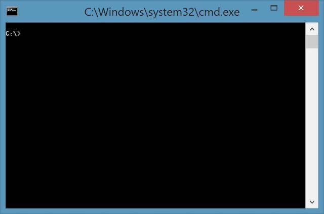 CLI on Windows