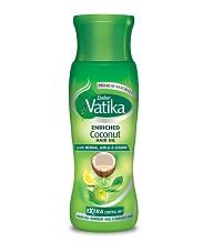 Dabur Vatika Enriched Coconut Hair Oil 300 ml