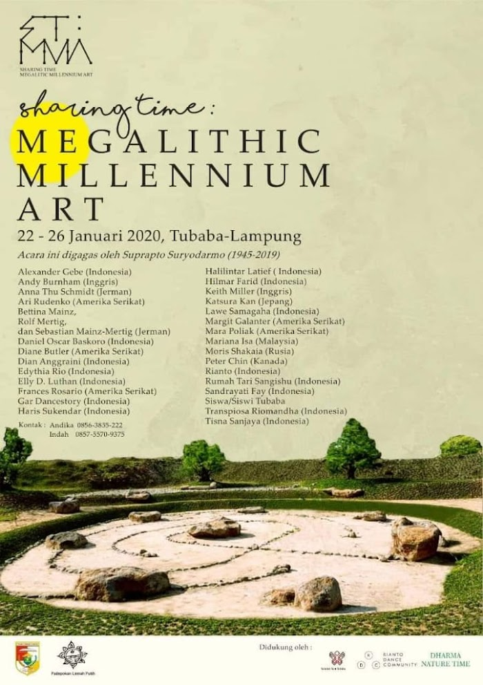 MEGALITHIC MILLENNIUM ART