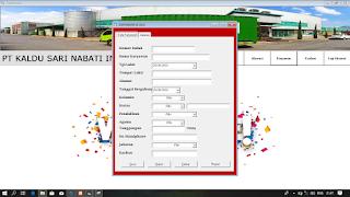 Program Penggajian Menggunakan Visual Basic 6