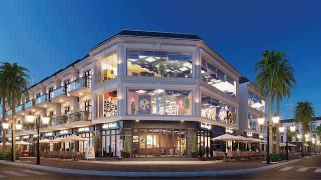 Shophouse thông minh Lakeside Palace