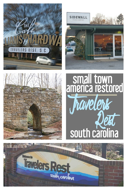 Small Town America Restored: 24 Hours in Travelers Rest, South Carolina | CosmosMariners.com