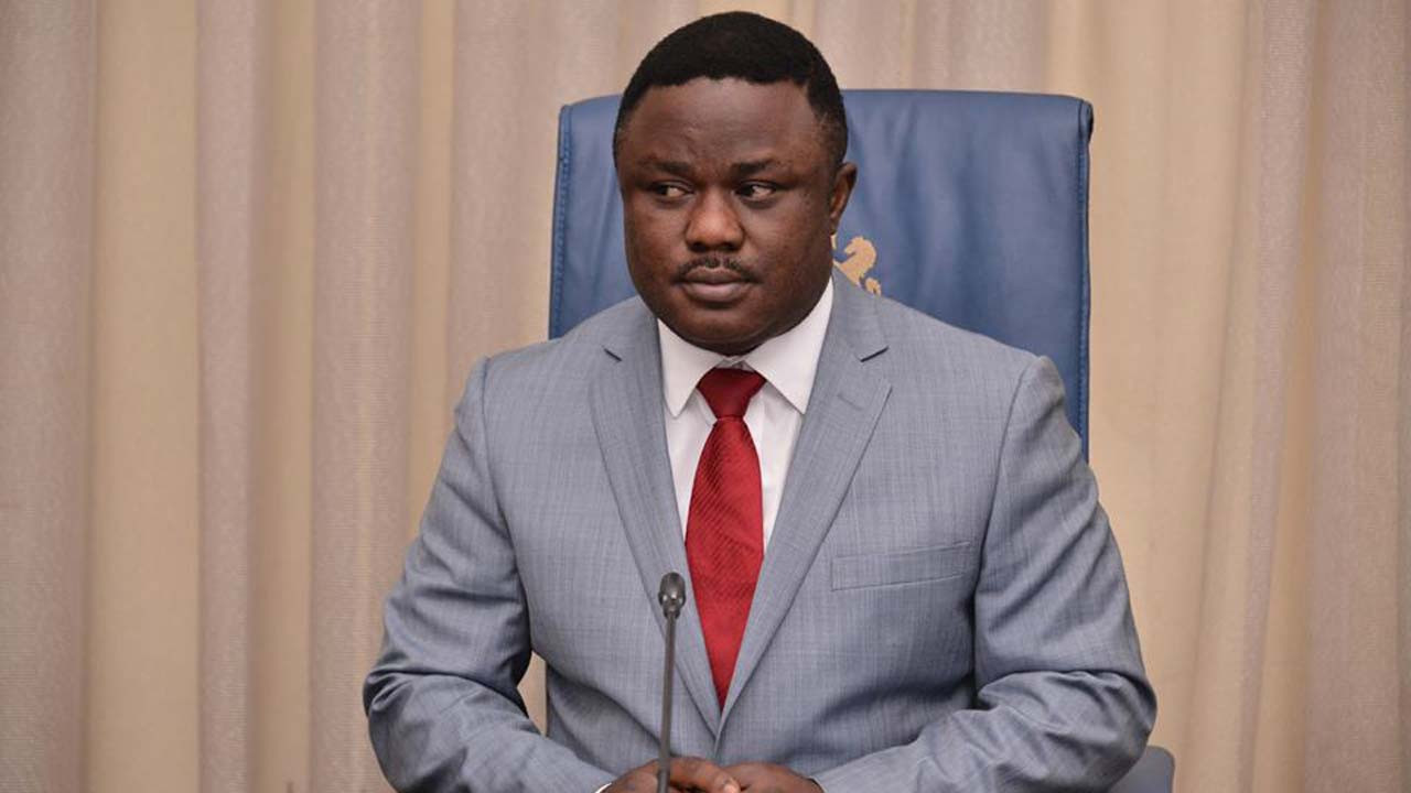 Governor Ben Ayade of Cross Rivers State