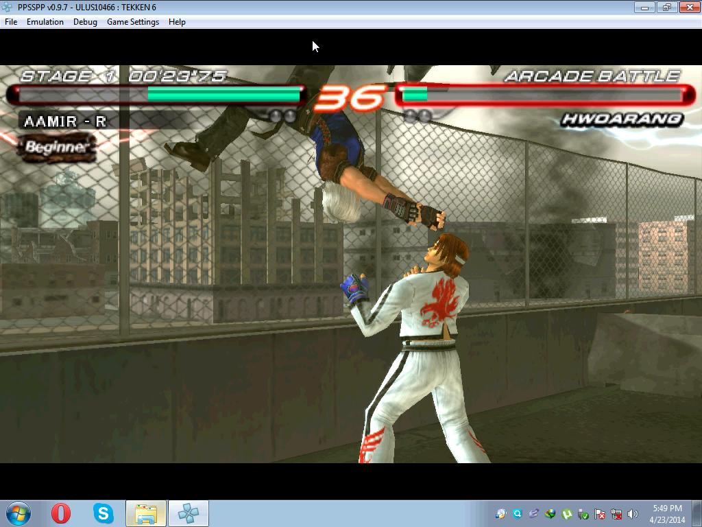 Tekken 6 Rom For Psp Emulator Download