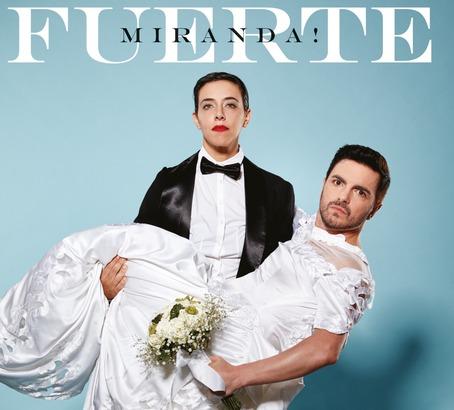 Portadica del disco de Miranda!