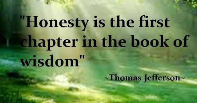 Bài học về trách nhiệm và sự thành thật trong cuộc sống.
