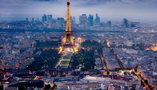 French capital launched the most ambitious project of modernisation