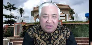 Din Syamsuddin: Hingga Saat Ini, Kami Tidak Paham Dasar Penahanan Syahganda Nainggolan dkk