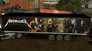Metallica standalone trailer