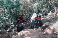 Pendakian Gunung Klotok Kediri