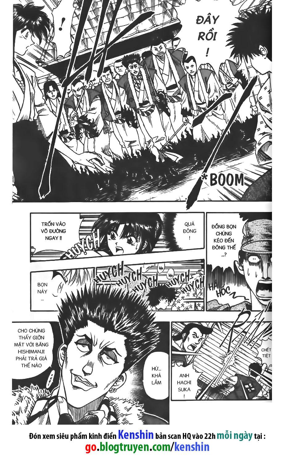 Rurouni Kenshin chap 4 trang 8