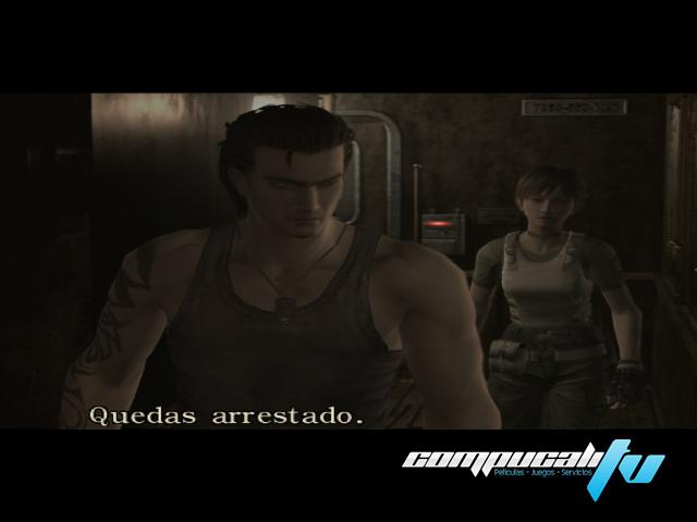 Resident Evil Zero PC Full Español