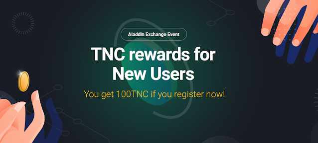 How To Withdraw Aladdin25 TNC To Bank Account