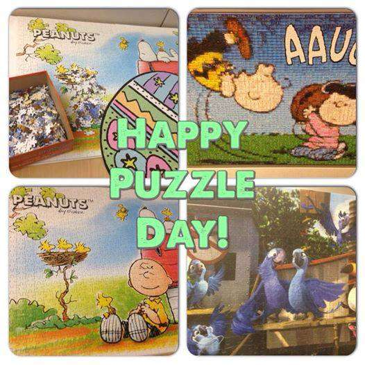 National Puzzle Day Wishes