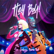 Hey Boy – Sia, Burna Boy