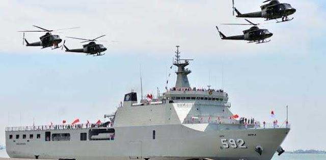 Prabowo Akan Beli Kapal Besar untuk Amankan Laut Indonesia