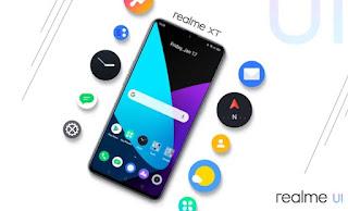 Realme UI on Realme XT