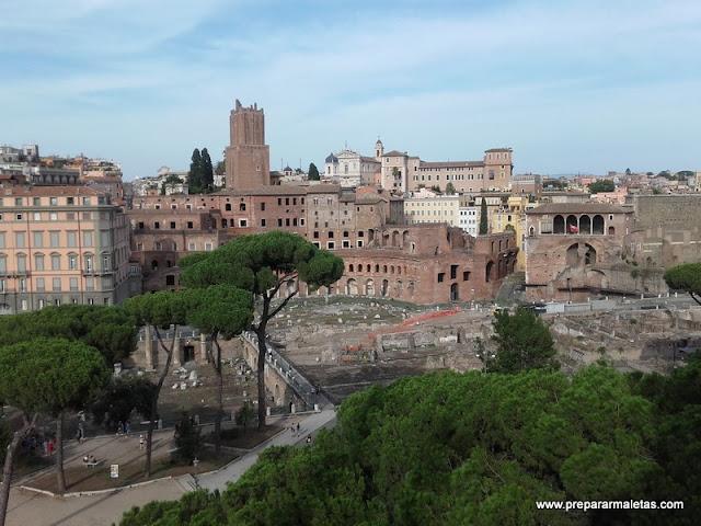 consejos si vas a viajar a Roma