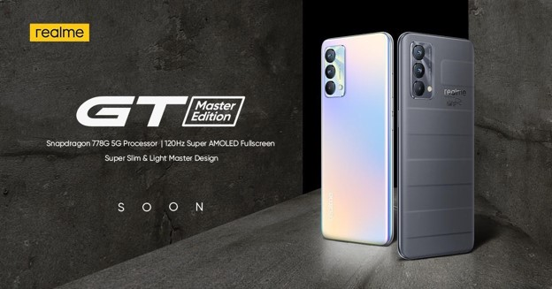 realme GT Master Edition, realme Book to launch on September 23
