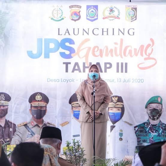 Luncurkan JPS Gemilang Tahap III, Wagub NTB Minta Masyarakat Cintai Produk Lokal