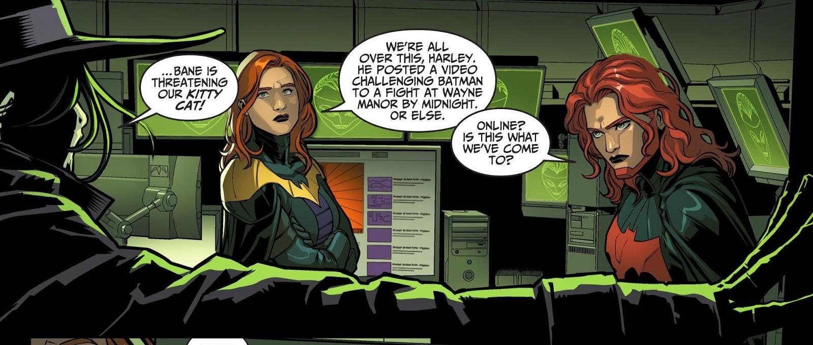 Injustice versus batman catwoman road to injustice