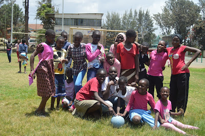 Sadili's Girl Power Cubs Africa uses Sports to Celebrate Peace One Day
