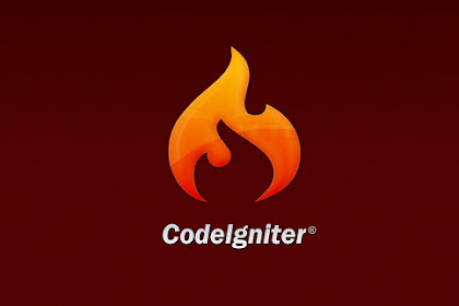 Install CodeIgniter Dengan Mudah di Local Host