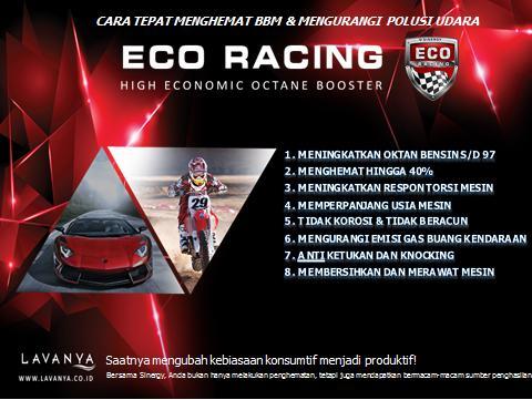 Apakah Bisnis Dan Produk Eco Racing Penipuan