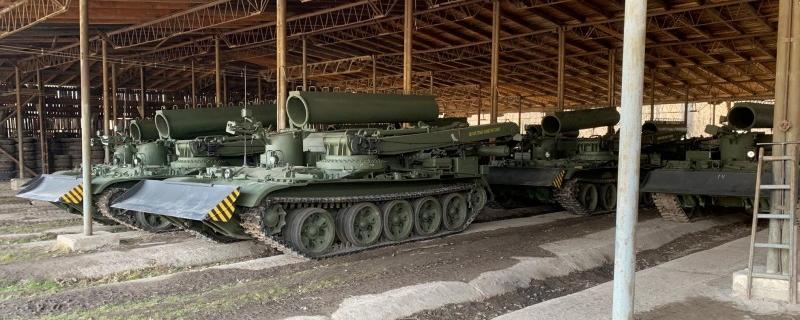 ЗСУ замовили десяток модернізованих БТС-4