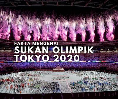 Fakta Mengenai Sukan Olimpik Tokyo 2020