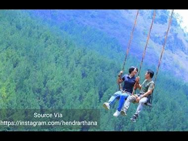 Maribaya Bandung, Wisata Dengan Spot Instagramable Melimpah