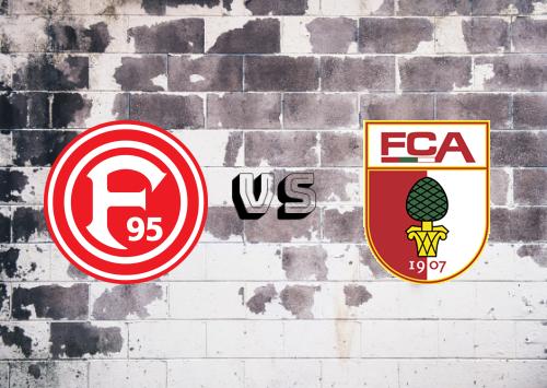 Fortuna Düsseldorf vs Augsburg  Resumen