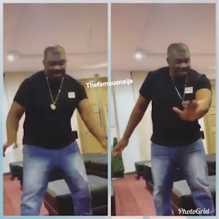 Don Jazzy Shows His Dance Moves, Fan Asks Him To Go And Marry 1