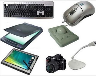 How Computer works Input Device