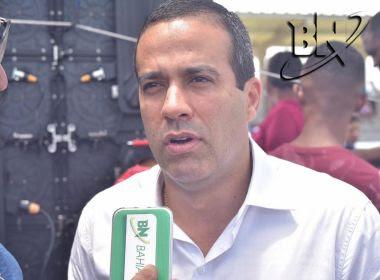 Futebol Baiano, Bruno Reis afirma que Bellintani começa a fazer história no Bahia