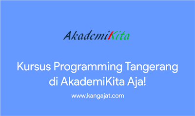 kursus programming tangerang