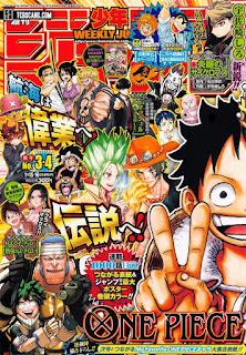 Update! Baca Manga One Piece Chapter 999 Full Sub Indo