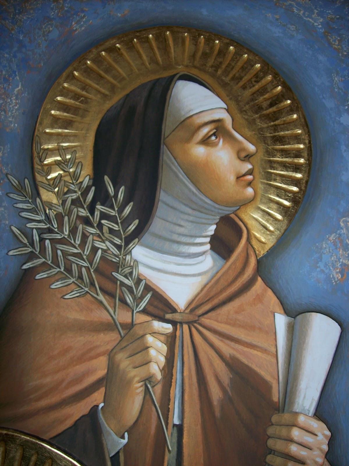 Oraciones De Los Santos Para Peticiones Oracion A Santa Clara De