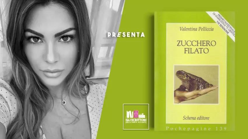 Valentina Pelliccia presenta: Zucchero filato