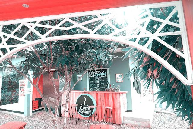 Cafe Dpuncer, Tempat Ngopi di Ciamis, Cafe Unik dan Insgramable