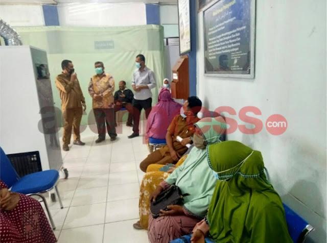 Guna Memastikan Pelayanan Publik, Ombudsman Sidak RSUD Aceh Besar