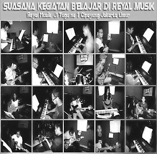 Tempat Belajar Musik Di Jakarta Terbaik Dan Murah