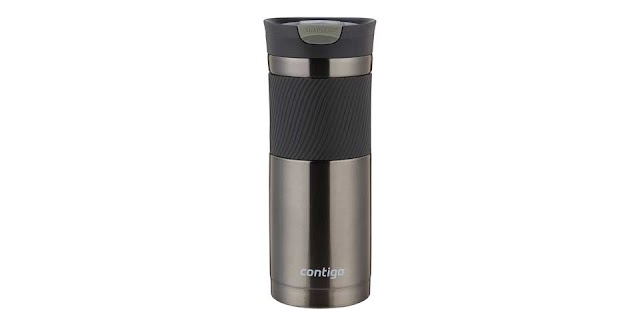 Contigo Snap Seal Leak Proof Lid Thermal Coffee Travel Mug
